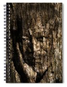 Morgan Freeman Roots Digital Painting Spiral Notebook