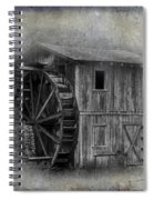 Morgan's Mill Spiral Notebook
