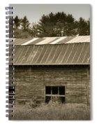 Morganton Barn Spiral Notebook