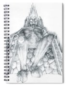 Morgoth Bauglir Spiral Notebook