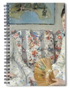 Morisot's The Sisters Spiral Notebook