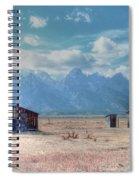 Morman Row Spiral Notebook