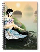 Morning Beginagaiin Spiral Notebook