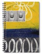 Morning Buddha Spiral Notebook