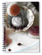 Morning Coffee Soap Spiral Notebook