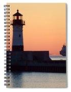Morning Delight Spiral Notebook