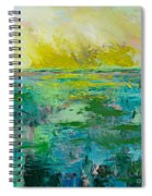 Morning Dew Spiral Notebook