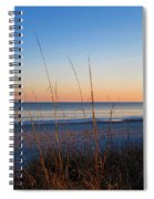 Morning Has Broken At Myrtle Beach South Carolina Spiral Notebook