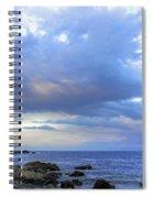 Morning Hues Spiral Notebook