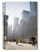 Morning In America Spiral Notebook