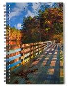 Morning Inspiration Spiral Notebook