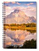 Morning Majesty Spiral Notebook