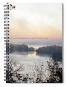 Morning Mist Spiral Notebook