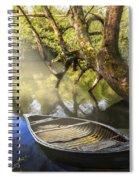 Morning Mists Spiral Notebook