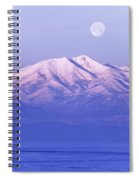 Morning Moon Spiral Notebook