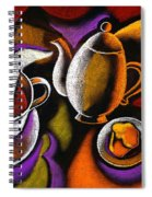 Morning Muffin Spiral Notebook
