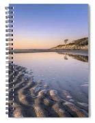 Morning On Jekyll Island Spiral Notebook