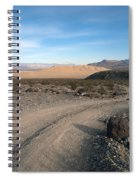Morning On Steele Pass Spiral Notebook