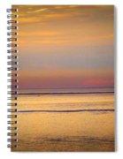 Morning Pass Spiral Notebook