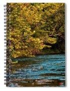 Morning River Spiral Notebook