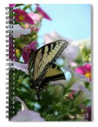 Morning Shade Spiral Notebook