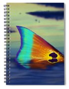 Morning Stroll Spiral Notebook