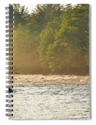 Morning Sunbeam Spiral Notebook