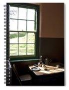 Morning Sunshine  Spiral Notebook