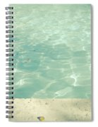 Morning Swim Spiral Notebook