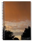 Morning Thunder Spiral Notebook