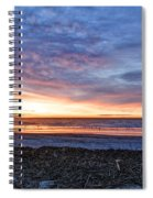 Morning With The Birds Spiral Notebook