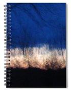 Mornings Love  Spiral Notebook