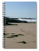 Moroccan Beach Spiral Notebook