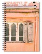 Moroccan Building Spiral Notebook