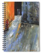 Moroccan Woman 01 Spiral Notebook
