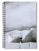 Strange Memories Spiral Notebook