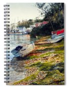 Morro Bay Spiral Notebook