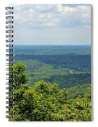 Morrow Mountain  Spiral Notebook