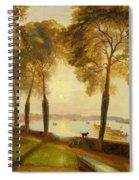 Mortlake Terrace Spiral Notebook