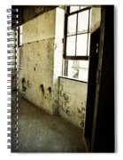 Morton Hotel Interior Spiral Notebook