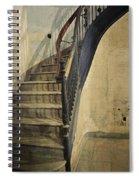 Morton Hotel Stairway Spiral Notebook
