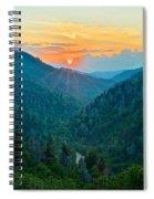 Mortons Overlook Spiral Notebook