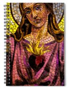 Mosaic 2 Spiral Notebook