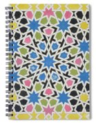 Mosaic Design From The Alhambra Spiral Notebook