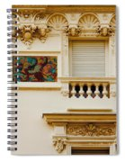 Mosaic In Nice France Spiral Notebook