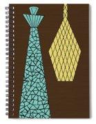 Mosaics 1 Spiral Notebook