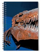 Mosasaur Tylosaurus Proiger Spiral Notebook