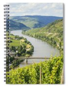 Mosel Area Spiral Notebook