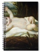 Moses In The Bullrushes Spiral Notebook