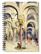 Mosque At Cordoba, From Sketches Spiral Notebook